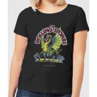 Rolling Stones Dragon Tongue Women's T-Shirt - Black - XXL - Black
