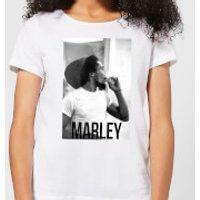 Bob Marley AB BM Women's T-Shirt - White - XXL - White - Bob Marley Gifts