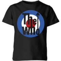 The Who Target Kids' T-Shirt - Black - 7-8 Years - Black