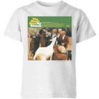 The Beach Boys Pet Sounds Kids T-Shirt - White - 7-8 Years - White