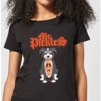 Image of Mr Pickles Ripped Face Women's T-Shirt - Black - 4XL - Black