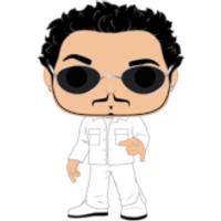 Pop! Rocks Backstreet Boys AJ McLean Pop! Vinyl Figure - Boy Bands Gifts