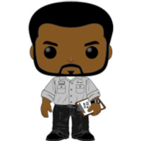 The Office Darryl Philbin Pop! Vinyl Figure - Office Gifts