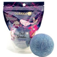 Bubble T Dark Wonder Acai Berry and Hibiscus Tea Bath Fizzer 150g