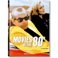 Movies of the 80s (Hardcover) - 80s Gifts