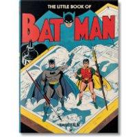 The Little Book of Batman (Paperback) - Batman Gifts