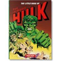 The Little Book of Hulk (Paperback) - Hulk Gifts