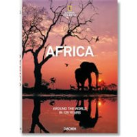 National Geographic: Around the World in 125 Years - Africa (Hardback) - Africa Gifts