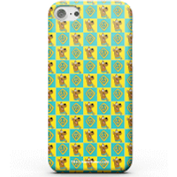 Scooby Doo Pattern Phone Case for iPhone and Android - iPhone 5C - Snap Case - Matte