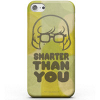 Scooby Doo Smarter Than You Phone Case for iPhone and Android - Samsung S8 - Snap Case - Matte