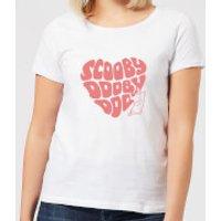 Scooby Doo I Ruv You Women's T-Shirt - White - XL - White