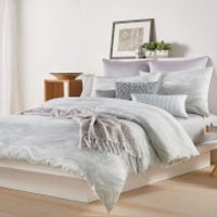 DKNY Marble Duvet Cover - Grey - King