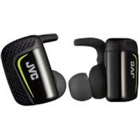 JVC HA-ET90BT-BE True Wireless Bluetooth Headphones - Black - Headphones Gifts