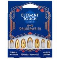 Elegant Touch X Paloma Faith Nails - Fearless Feminist