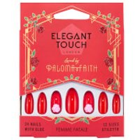 Elegant Touch X Paloma Faith Nails - Femme Fatale