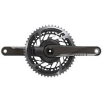 SRAM Red D1 Quarq Road DUB Power Meter - 175cm - 48/35 Yaw