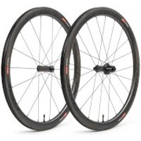 Scope R4 Carbon Clincher Wheelset - Shimano - Black Decals
