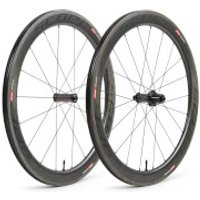 Scope R5 Carbon Clincher Wheelset - Shimano - Black Decals
