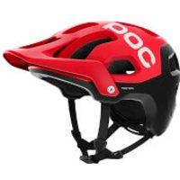 POC Tectal Helmet - XS-S/51-54cm - Prismane Red