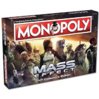 Monopoly - Mass Effect Edition - Mass Effect Gifts