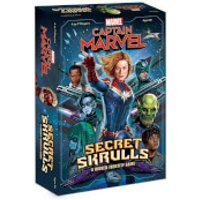 Captain Marvel Board Game - Secret Skulls - Board Game Gifts