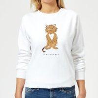 Friends Smelly Cat Women's Sweatshirt - White - M - White