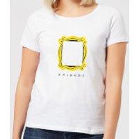 Friends Frame Women's T-Shirt - White - L - White