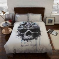 Rapport Sacred Heart Duvet Set - Multi - Single