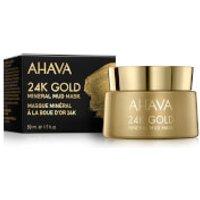 AHAVA 24K Gold Mineral Mud Mask 50ml