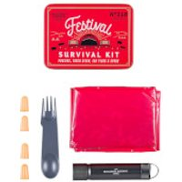 Gentlemen's Hardware Festival Survival Kit - Gadgets Gifts