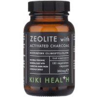 KIKI Health Zeolite with Activated Charcoal Vegicaps (100 Vegicaps)
