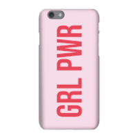 International Women's Day GRL PWR Phone Case for iPhone and Android - iPhone X - Snap Case - Matte