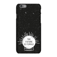 The Future Is Female Phone Case for iPhone and Android - iPhone 6 Plus - Tough Case - Matte