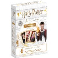 Waddingtons Number 1 Playing Cards - Harry Potter Edition - Playing Cards Gifts