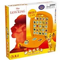 Top Trumps Match Board Game - The Lion King Edition - Board Game Gifts