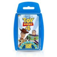 Top Trumps Card Game - Toy Story 4 Edition