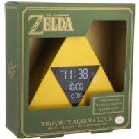 The Legend of Zelda Tri-Force Alarm Clock - Alarm Clock Gifts