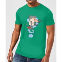 I Am Weasel What Is It I.R. Supposed To Be Doing? Men's T-Shirt - Kelly Green - S - Kelly Green