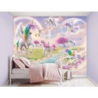 Walltastic Magical Unicorn Wall Mural - Walltastic Gifts