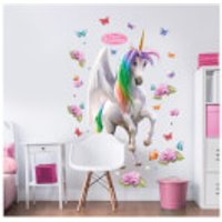 Walltastic Magical Unicorn Large Character Sticker - Walltastic Gifts