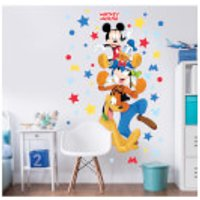 Walltastic Mickey Mouse Large Character Sticker - Walltastic Gifts
