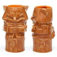 Beeline Creative Guardians of the Galaxy Rocket Raccoon 16 oz Geeki Tikis Mug - Guardians Of The Galaxy Gifts