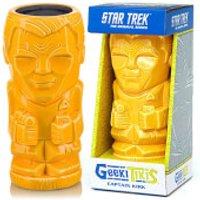 Beeline Creative Star Trek: TOS Captain Kirk 16 oz. Geeki Tikis Mug