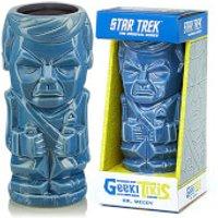 Beeline Creative Star Trek: TOS Dr. McCoy 16 oz. Geeki Tikis Mug