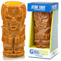 Beeline Creative Star Trek: TOS Klingon 16 oz. Geeki Tikis Mug