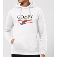 Disney Goofy By Nature Hoodie - White - M - White - Nature Gifts