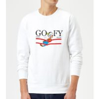 Disney Goofy By Nature Sweatshirt - White - 4XL - White - Nature Gifts