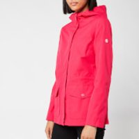 Barbour Womens Overseas Jacket - Lobster - UK 10