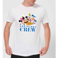Disney Crew Men's T-Shirt - White - S - White