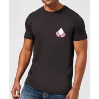 Disney Daisy Duck Backside Men's T-Shirt - Black - 5XL - Black